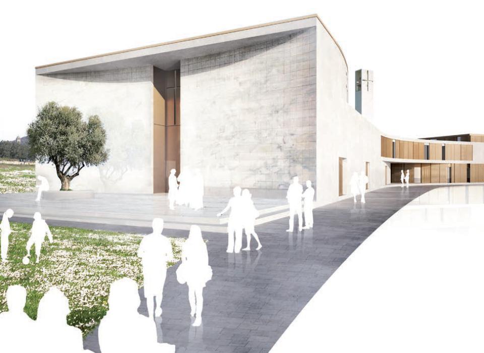 ChiesaOggi108-nuovo complesso parrocchiale