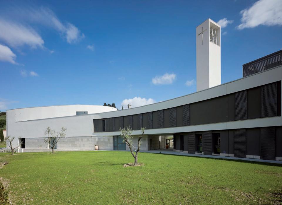 ChiesaOggi108-nuovo complesso parrocchiale4