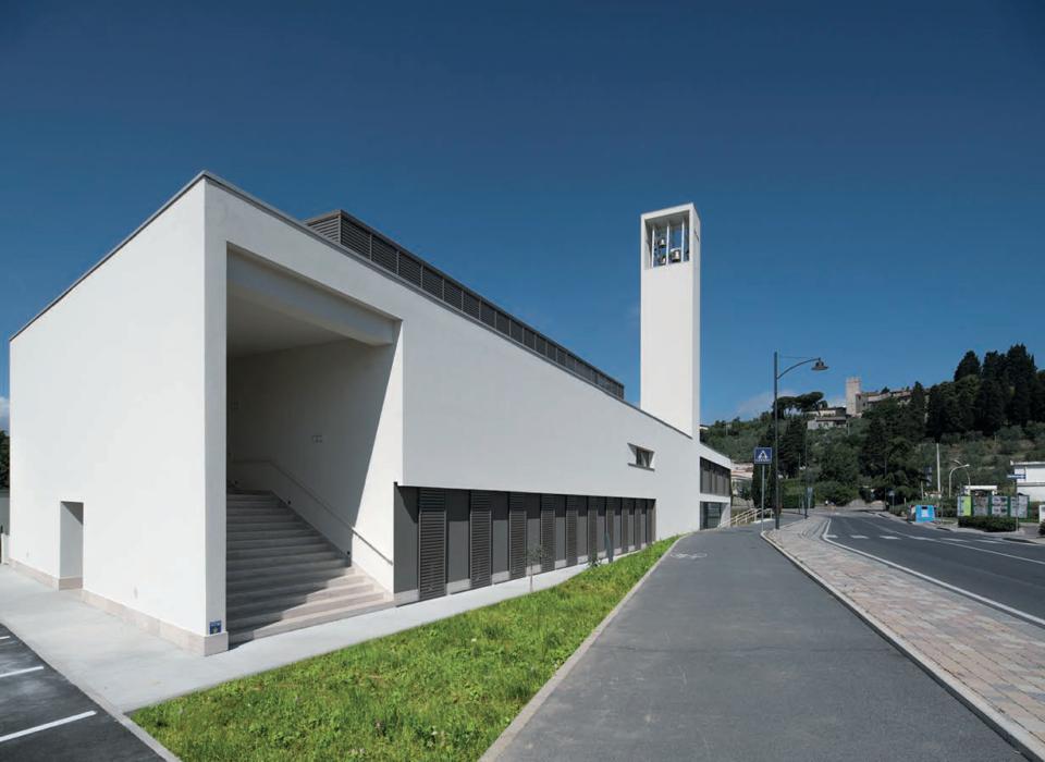 ChiesaOggi108-nuovo complesso parrocchiale5
