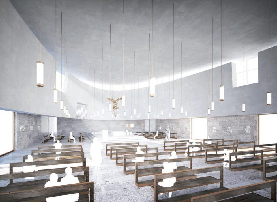 ChiesaOggi108-nuovo complesso parrocchiale6