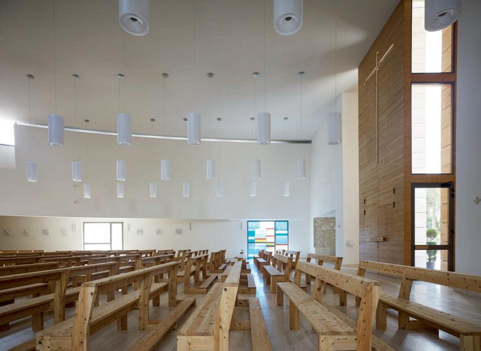 ChiesaOggi108-nuovo complesso parrocchiale8