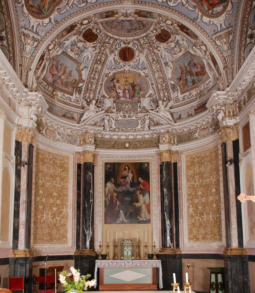 Il restauro di NelsonRestauri della Chiesa Superiore del complesso della Certosa di Chiusa Pesio (Cuneo)