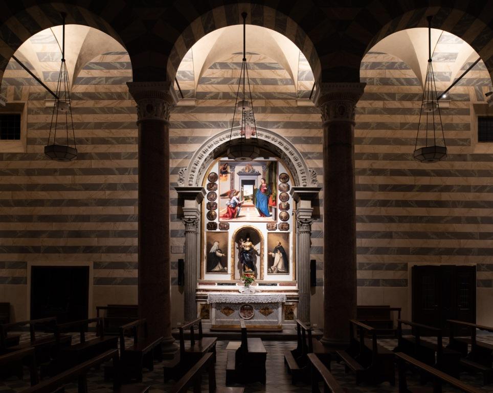 Cattedrale Santa Maria Assunta, Volterra, Pisa
